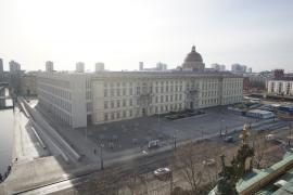 Live Webcam Berliner Schloß Nordfassade